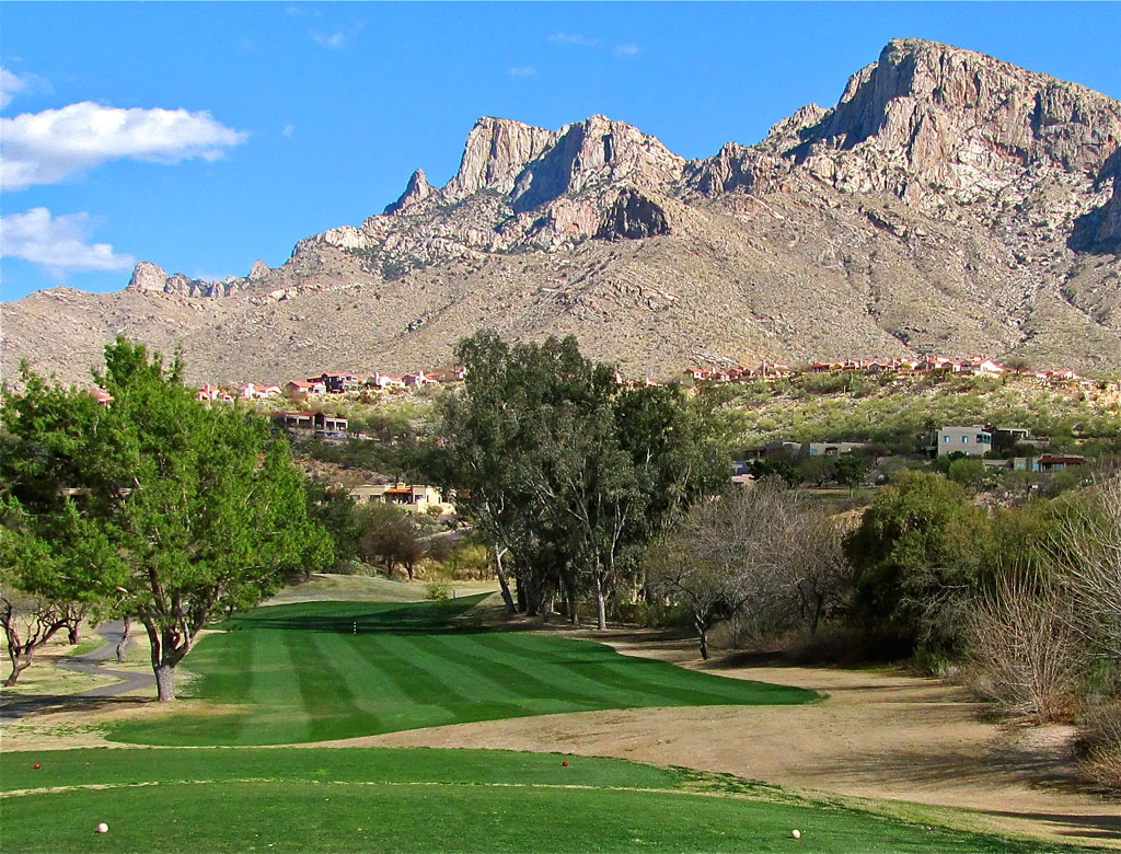 Pusch Ridge GC - Hole #6