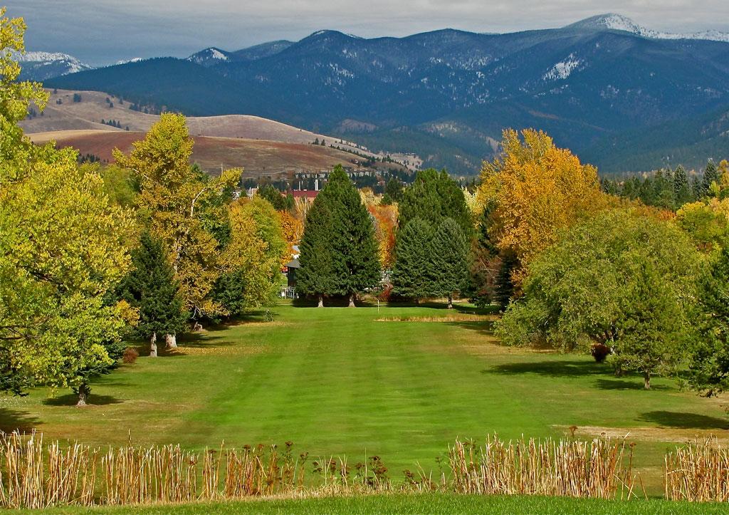 University of Montana - Hole #3