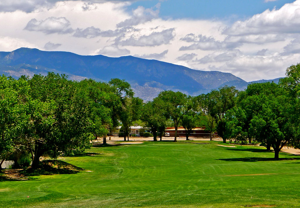 Hole #6 - UNM - North Course