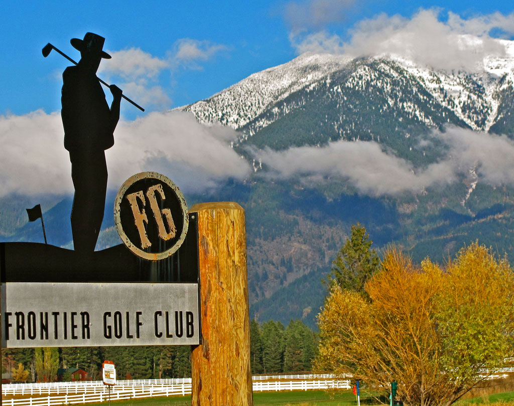 The Frontier Roadhouse and Golf