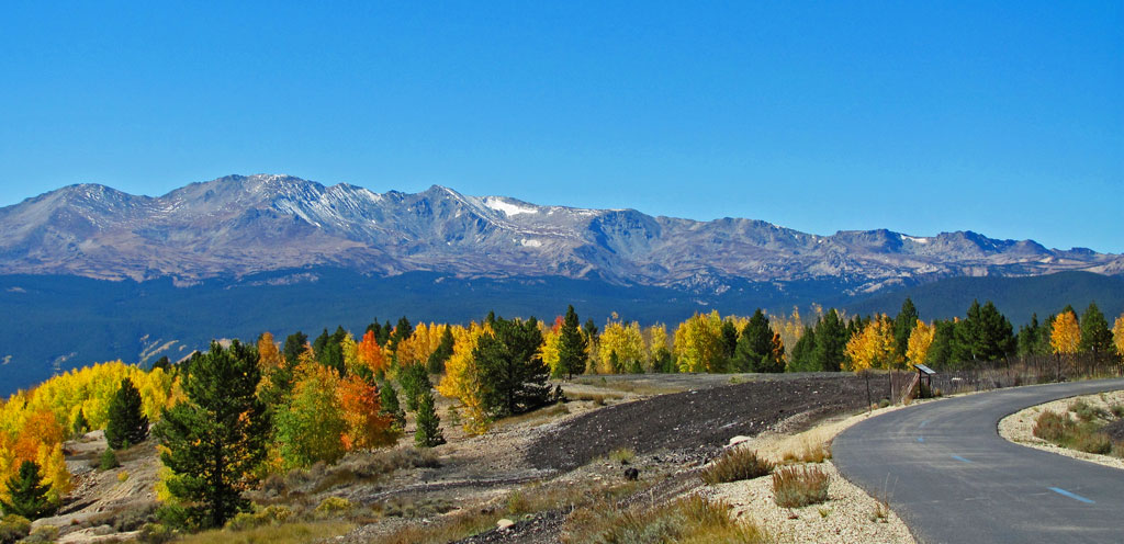 Mineral Belt Trail - Leadville