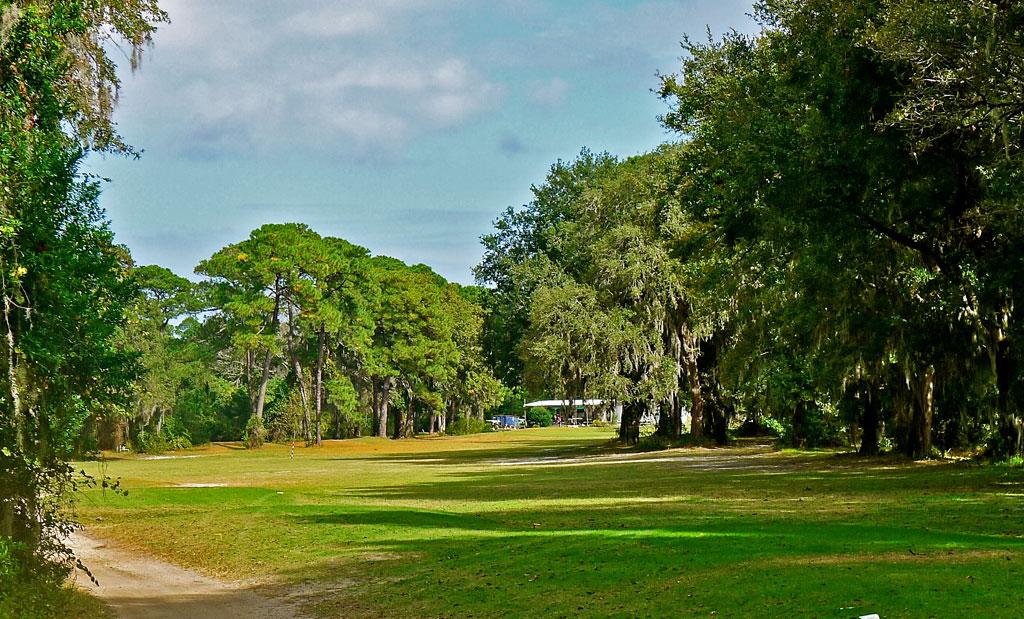 Blue Cypress Golf Club #9