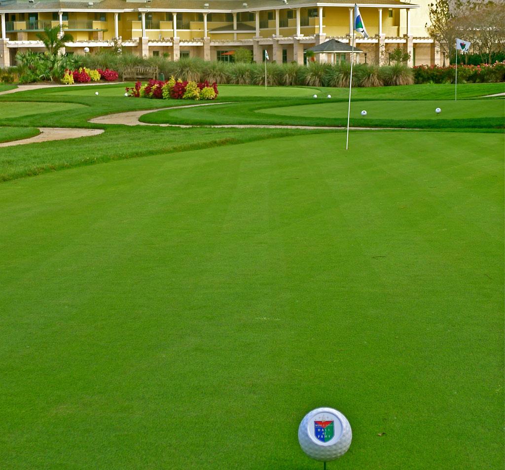 World Golf HOF