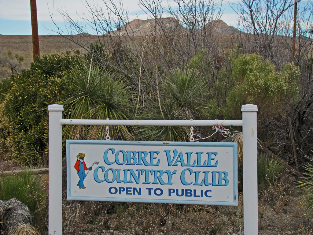 Cobre Valle Country Club