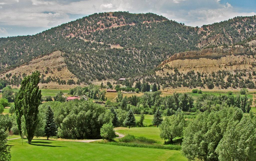 Meeker Golf Course #1