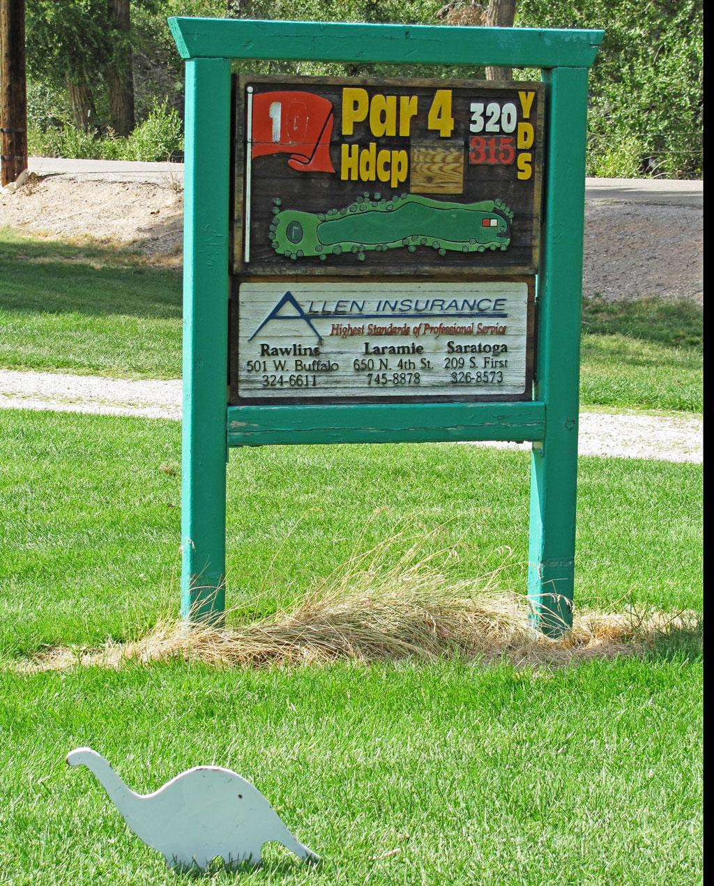 Sinclair Golf Club #1