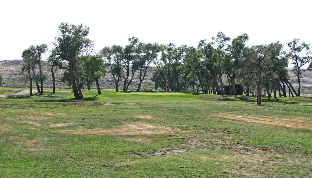 Sinclair Golf Club #3