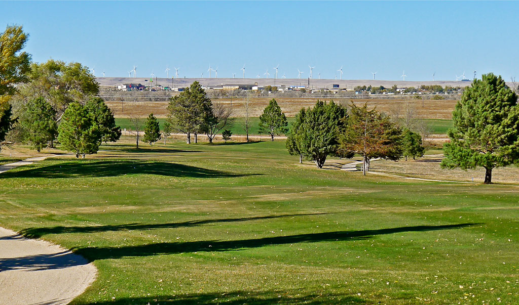 Tamarack Golf Club #8
