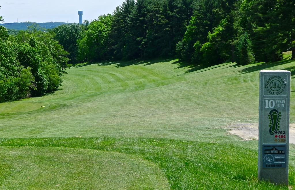 Immergrun Golf Club #1