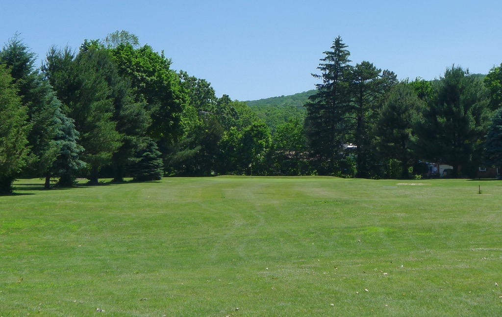 Lake Lackawanna Golf Course #4