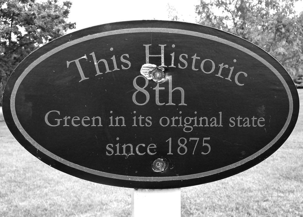NOTL GC #8 Green