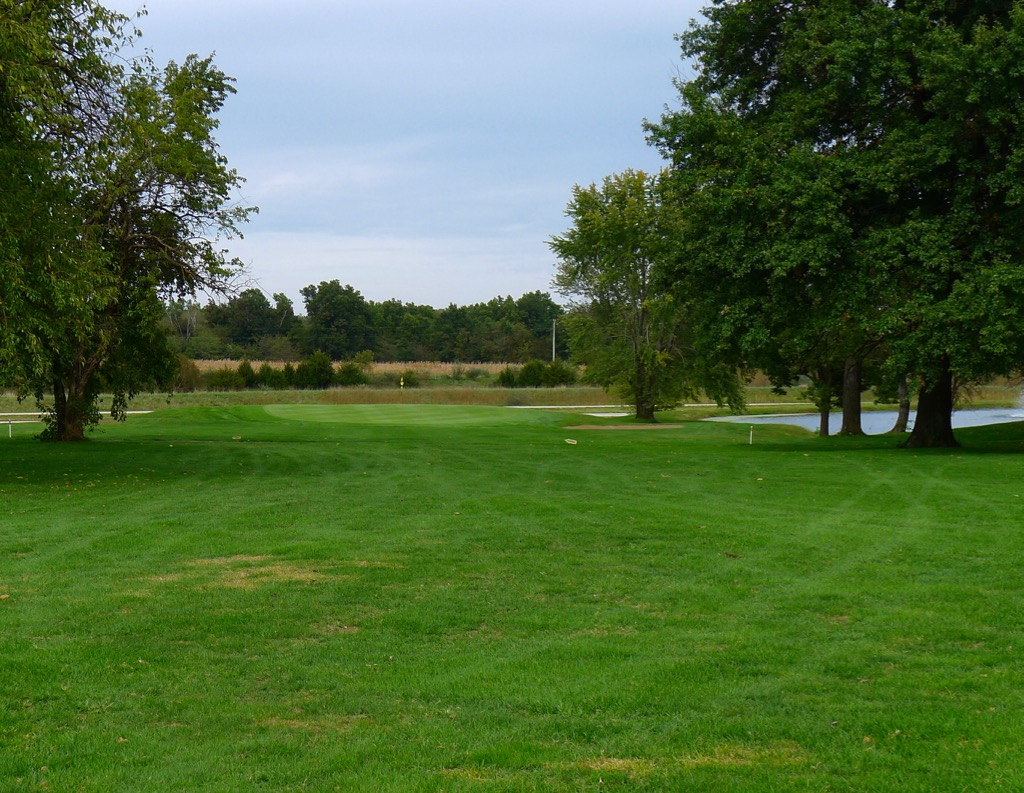 Mosswood Meadows GC #9