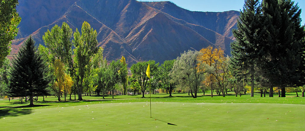 Glenwood Springs Golf Course #6