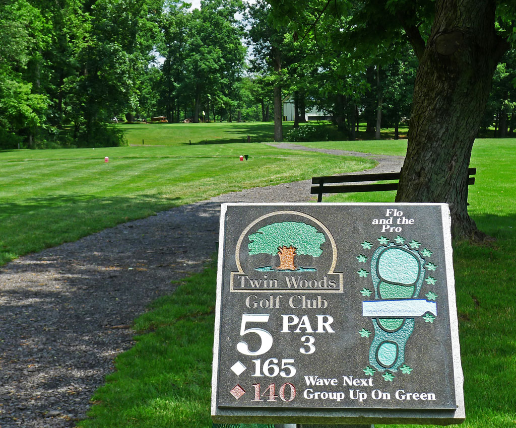 Twin Woods Golf Course #5