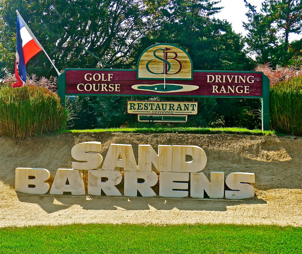 Sand Barrens GC