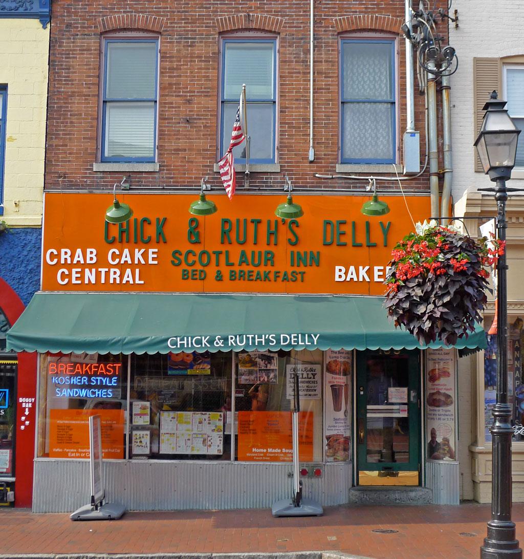 Chick & Ruth's Delly