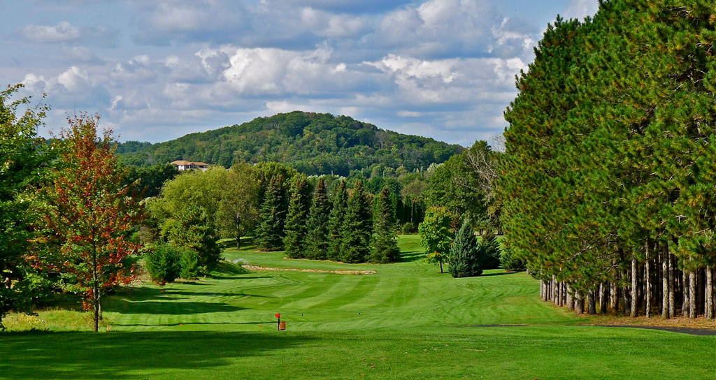 christmas mountain golf course wisconsin dells wi