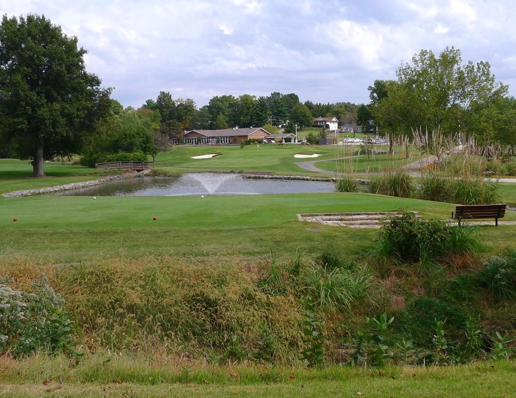 Ballwin Golf Club #9