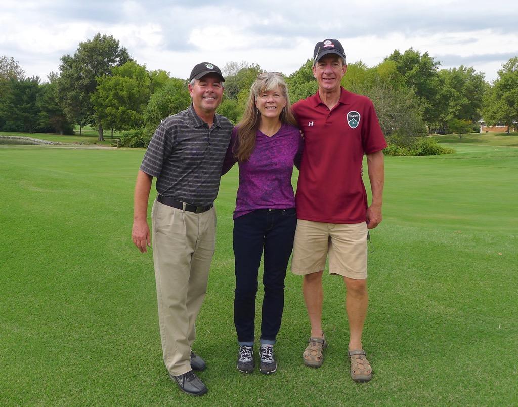 MO golfing Springfields