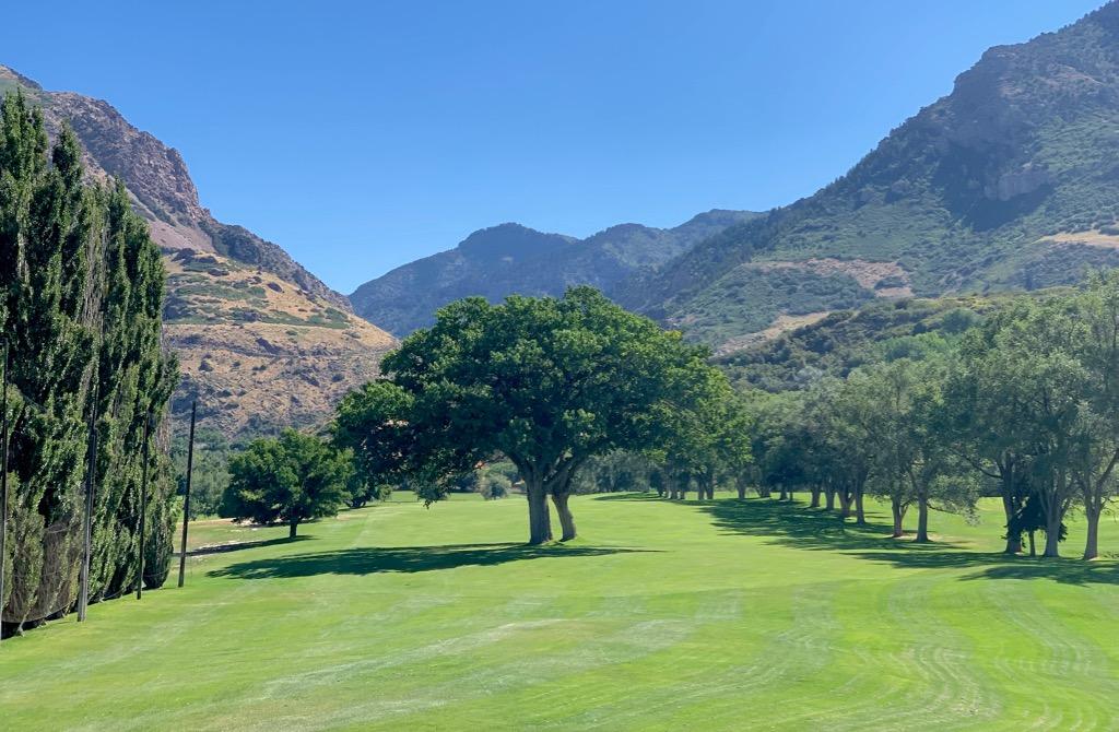 El Monte Golf Course - Ogden, UT - Always Time for 9